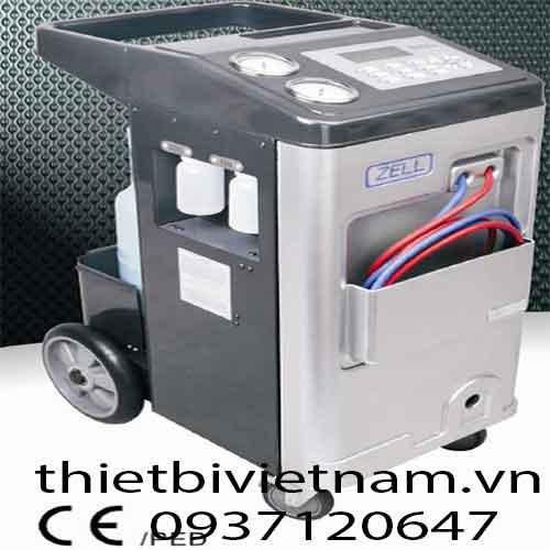 Máy nạp ga điều hoà dùng cho loại gas R134a