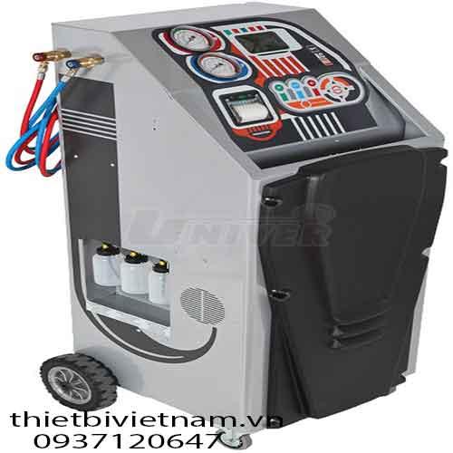 Máy nạp ga điều hòa tự động BREEZE ADVANCE EVO dùng cho loại ga R134a