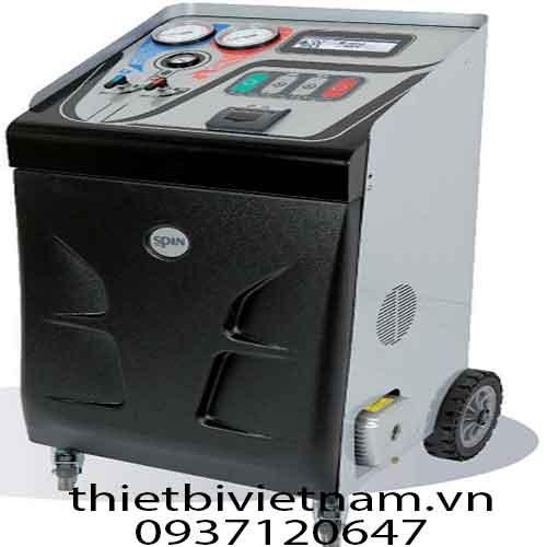 Máy nạp ga điều hòa tự động dùng cho loại ga HFO1234yf