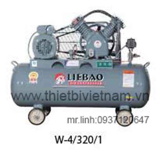 Máy nén khí 1pha V-3/100/1 Trung Quốc.