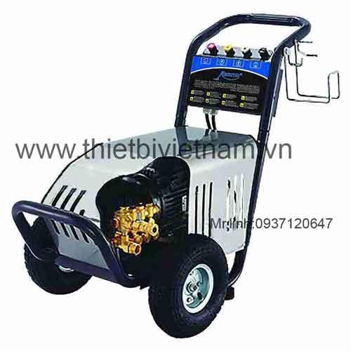 Máy rửa xe áp lực cao chuyên dùng rửa Xe Ô tô  xe tải- xe buýt - xe công trình 18M25-4T4