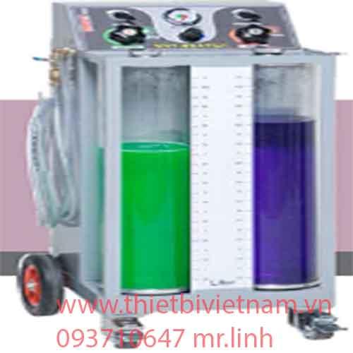 Máy thông rửa két nước và hệ thống đường nước làm mát động cơ IMPACT 460