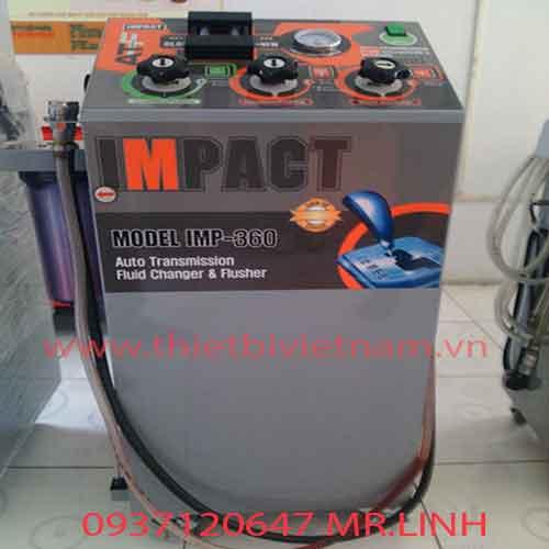 Máy thông rửa và thay dầu hộp số tự động ATF IMPACT 360
