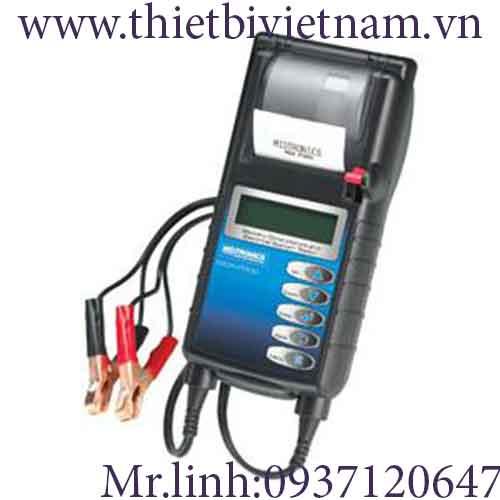 Thiết bị kiểm tra tình trạng kỹ thuật của ắc qui MDX-P300
